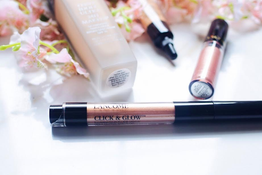 Lancome Click and Glow Highlighter