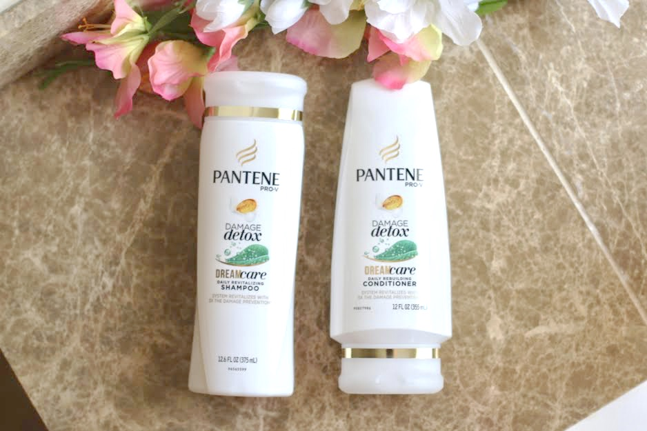 My Hair care Routine with Pantene