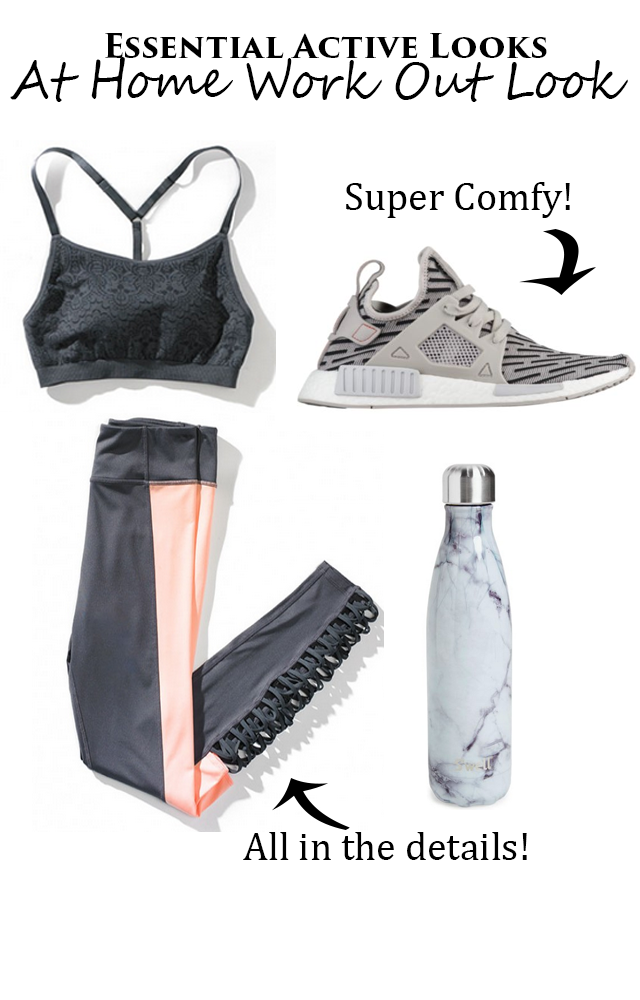 at home workout gear