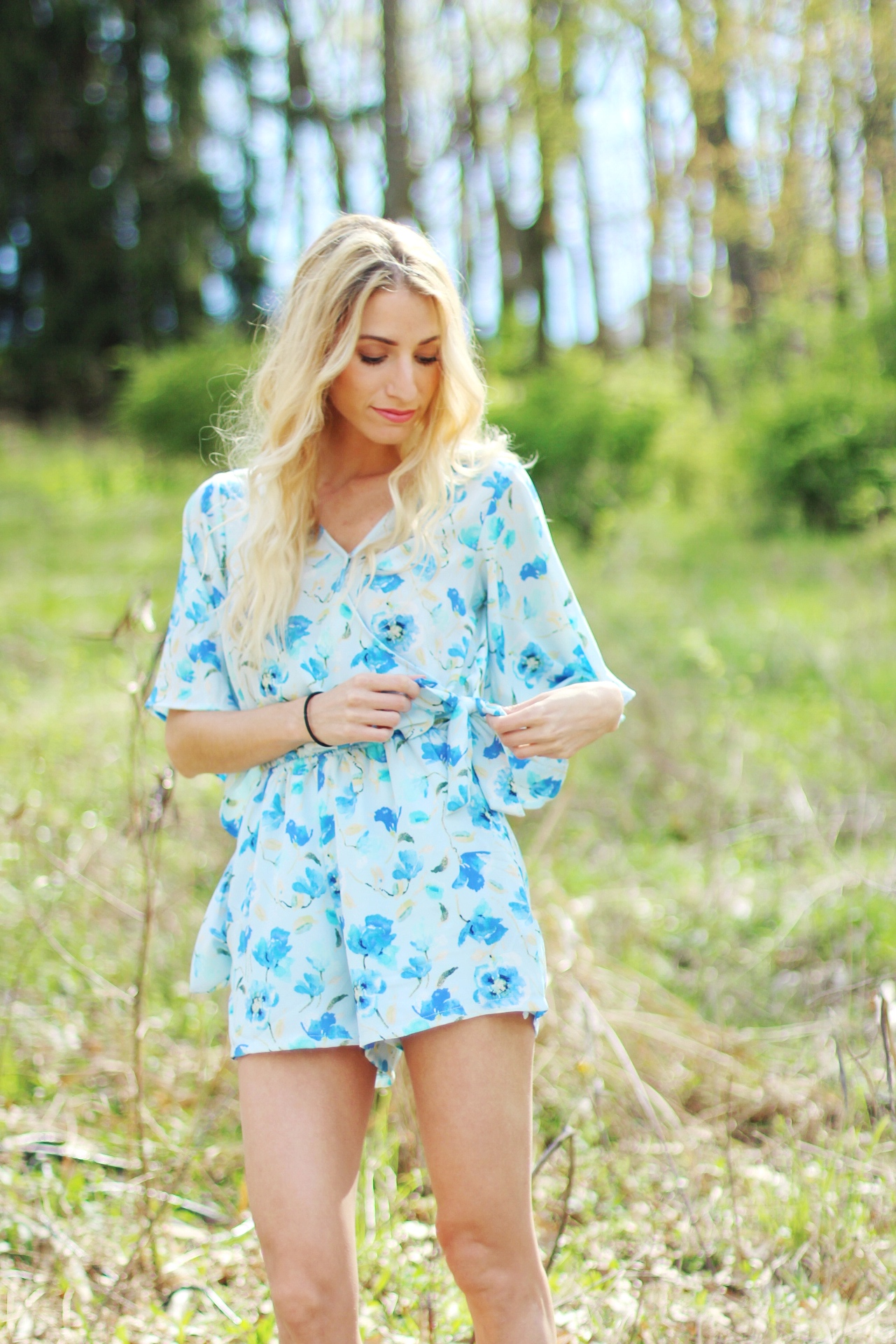 Perfect Floral Rompers Under $20