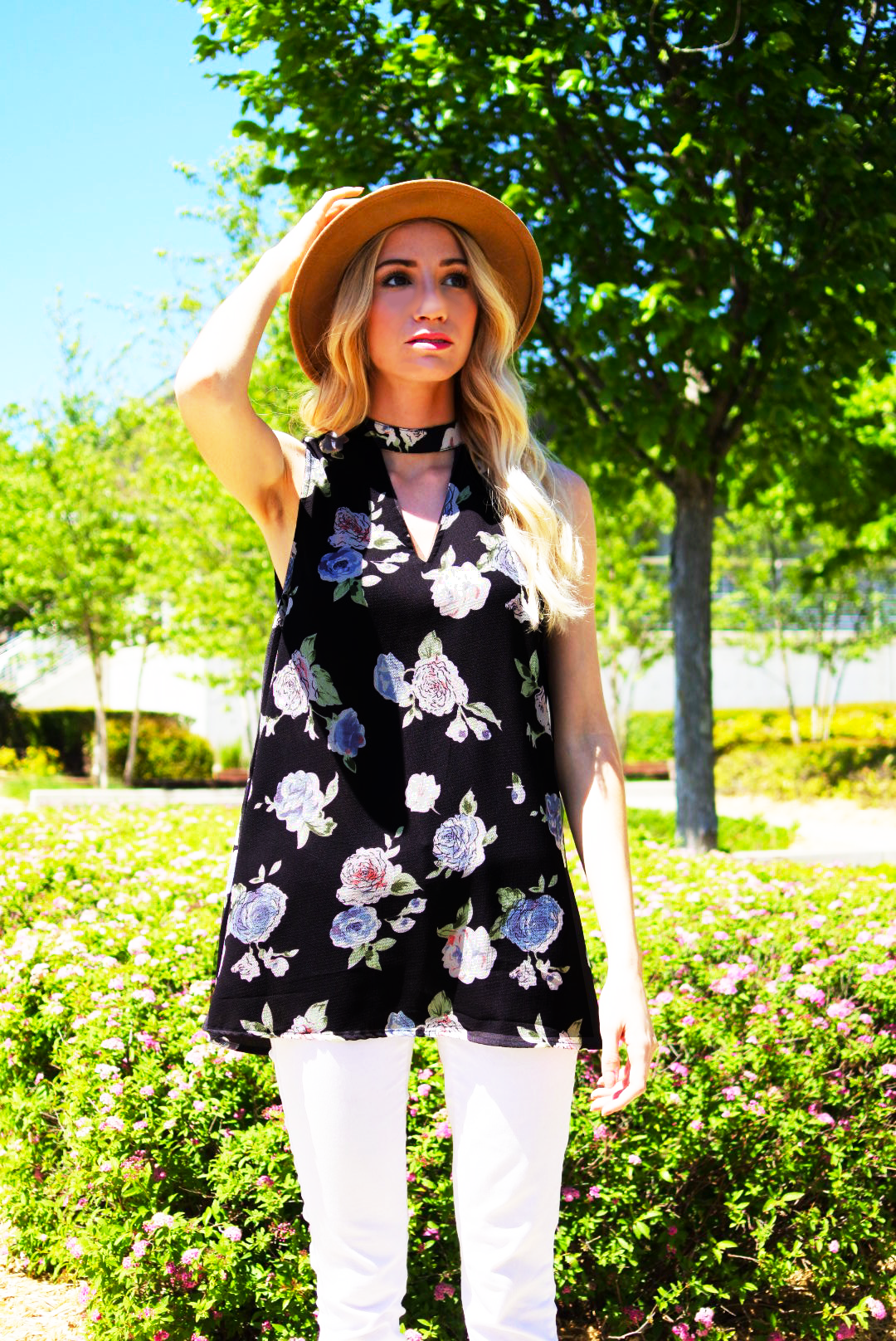 Joli Blue Boutique Florals