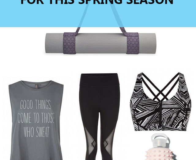 Active wear Essentails and looks