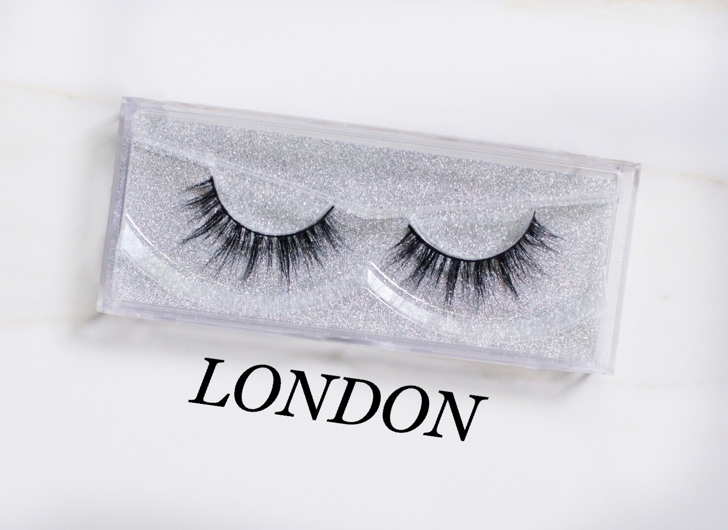 London 3D Mink Eyelashes