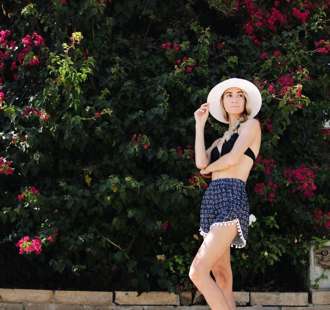 Dress Lily Pom Pom Shorts