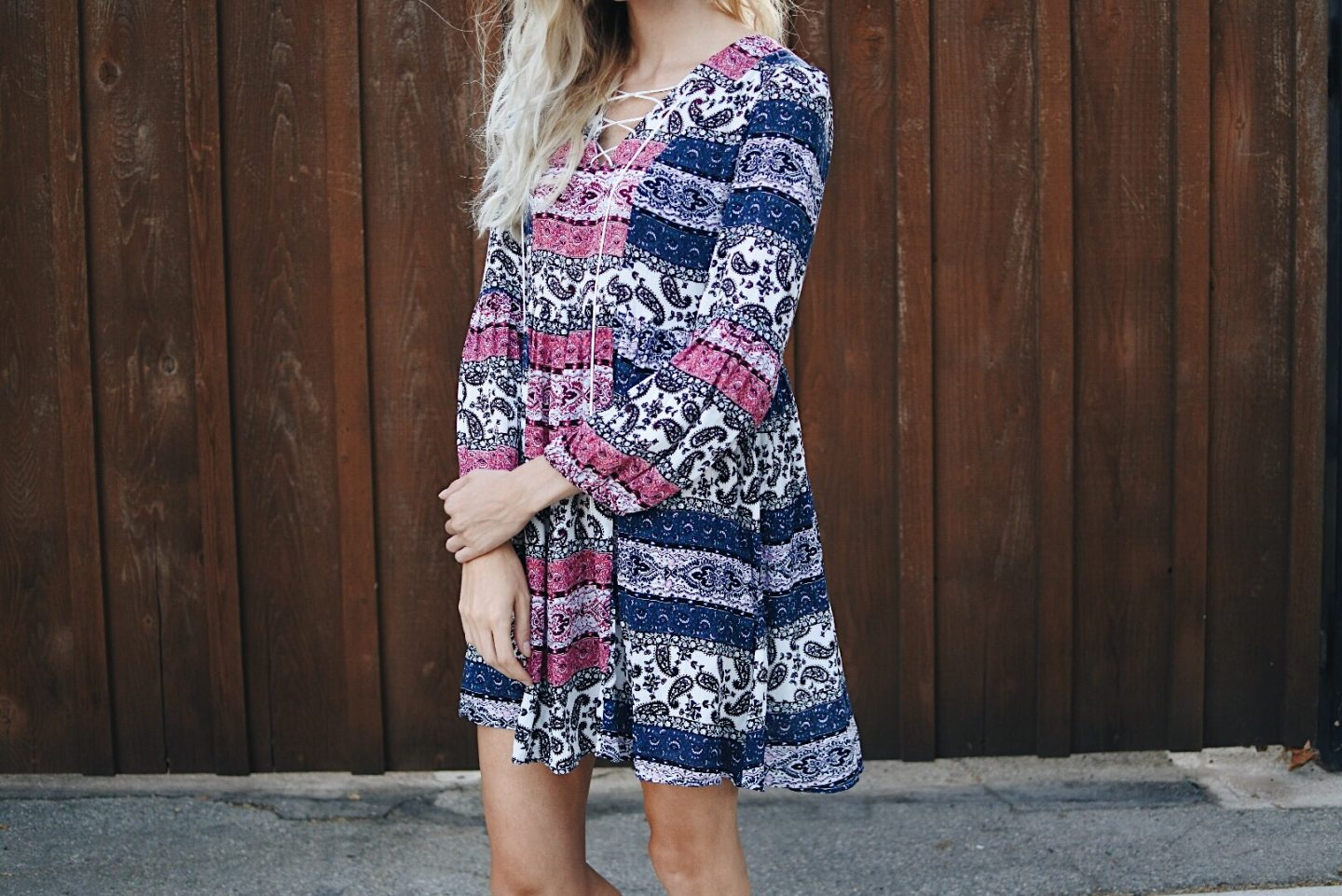 Bohemian Dress With SaraBoo