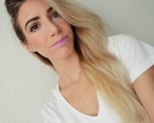 Face Shot with makeup