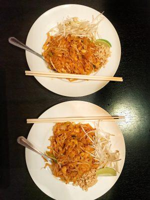 Emporium Authentic Thai Food Restaurant| Chicken Pad Thai