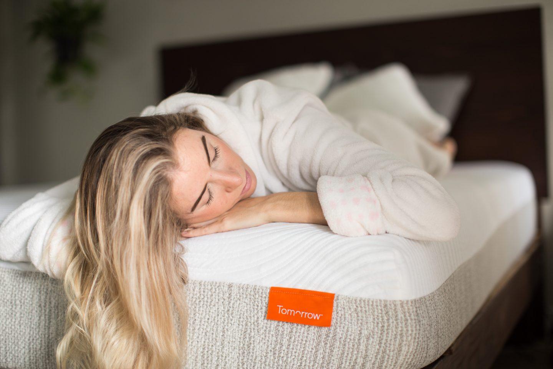 Best Night Sleep with Tomorrow Mattress In A Box