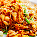 Emporium Authentic Thai Food Restaurant| Chicken Pad Thai