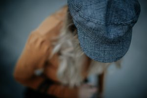 Fall Fiddler Cap| Fall Outfit | Blogger Christine Marie