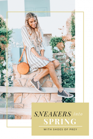 Styling Sneakers with Shoes of Prey