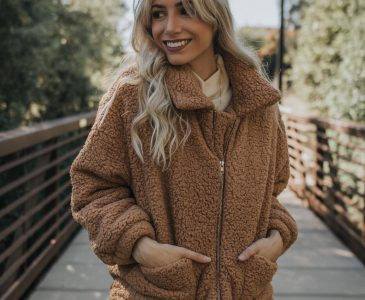 Shein Official | Affordable Fast Fashion | Outfit Round Up | Teddy Coat