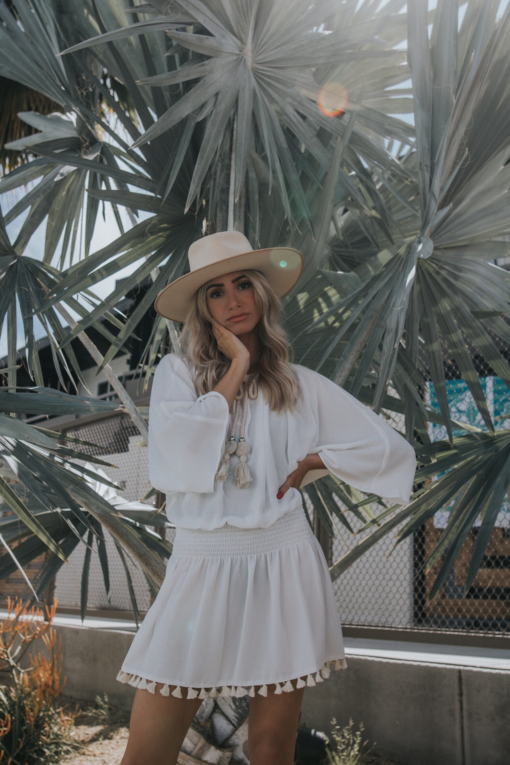 Ramy Brook | Summer Dresses | Palm Springs | Spring Dresses | Beach Cover Up
