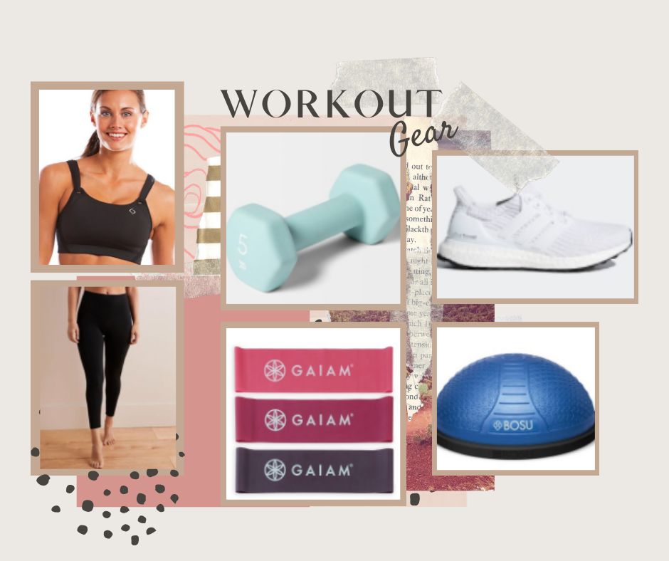 Workout gear| At home workouts | Activewear