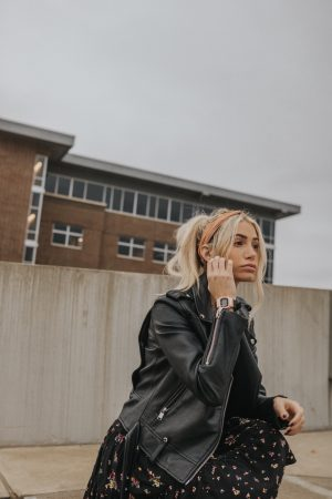 Street Style with G-SHOCK | Learn more at gshock.com | G-SHOCK Women's Watches | Minimalistic Style