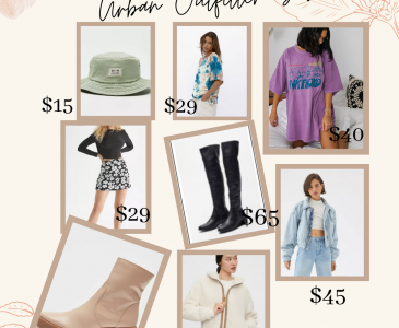 Urban Outfitter Sale